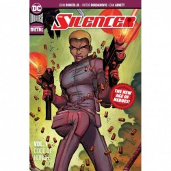 SILENCER TP VOL 01 CODE OF...