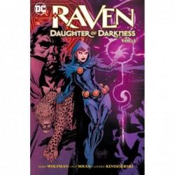 RAVEN DAUGHTER OF DARKNESS...