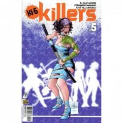 KILLERS -5 (OF 5) CVR E...