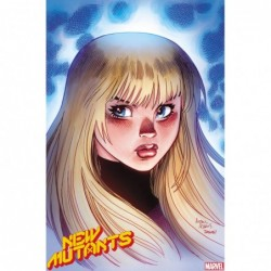 NEW MUTANTS -1 ADAMS VAR DX