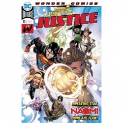 YOUNG JUSTICE -10