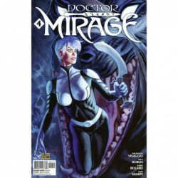 DOCTOR MIRAGE -4 (OF 5) CVR...