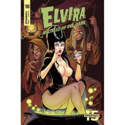 ELVIRA MISTRESS OF DARK -10...