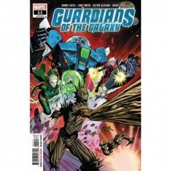 GUARDIANS OF THE GALAXY -11