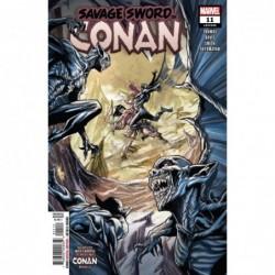 SAVAGE SWORD OF CONAN -11