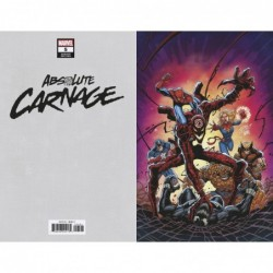 ABSOLUTE CARNAGE -5 (OF 5)...