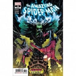 AMAZING SPIDER-MAN -34 2099