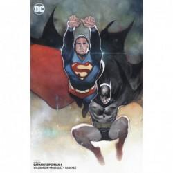 BATMAN SUPERMAN -4 CARD...