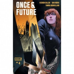 ONCE & FUTURE -4 (OF 6)