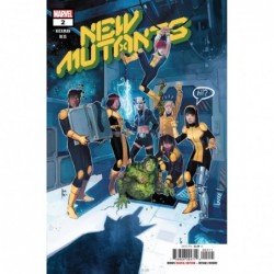 NEW MUTANTS -2 DX