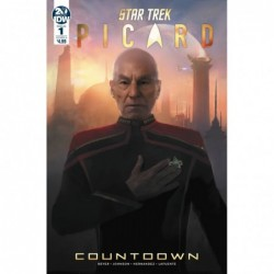 STAR TREK PICARD COUNTDOWN...