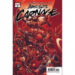 ABSOLUTE CARNAGE -5 (OF 5) AC