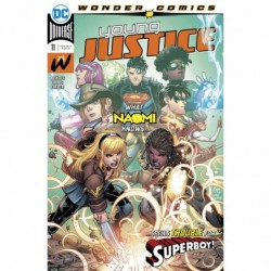 YOUNG JUSTICE -11
