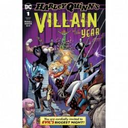 HARLEY QUINN VILLAIN OF THE...