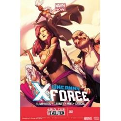 UNCANNY X-FORCE -2 NOW