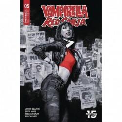 VAMPIRELLA RED SONJA -5 CVR...