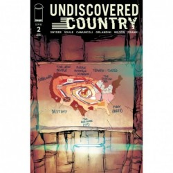 UNDISCOVERED COUNTRY -2 CVR...