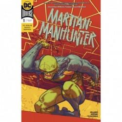 MARTIAN MANHUNTER -11 (OF 12)