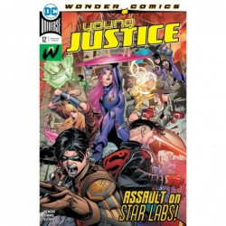 YOUNG JUSTICE -12