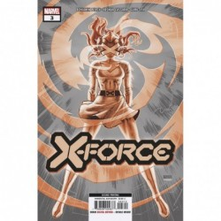 X-FORCE -3 2ND PTG WEAVER...