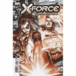 X-FORCE -4 2ND PTG WEAVER...