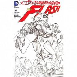FLASH  -47 COVER E VARIANT...
