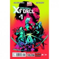 UNCANNY X-FORCE -1 NOW
