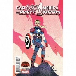 CAPTAIN AMERICA AND MIGHTY...