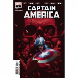CAPTAIN AMERICA THE END -1