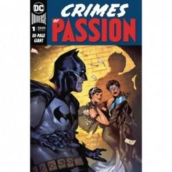 DC CRIMES OF PASSION -1