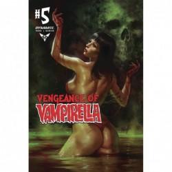 VENGEANCE OF VAMPIRELLA -5...