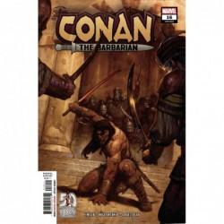 CONAN THE BARBARIAN -16