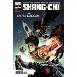 SHANG-CHI -3 (OF 5)