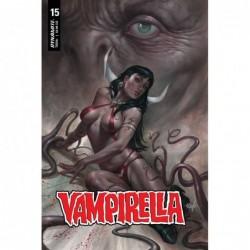 VAMPIRELLA -15 CVR A PARRILLO
