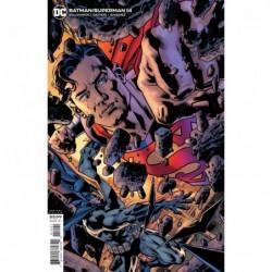 BATMAN SUPERMAN -14 BRYAN...