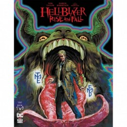HELLBLAZER RISE AND FALL -2...