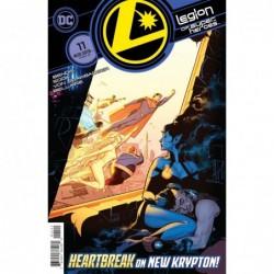 LEGION OF SUPER HEROES -11