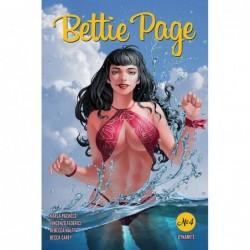 BETTIE PAGE -4 CVR A YOON