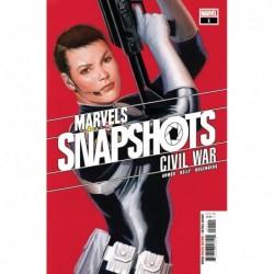 CIVIL WAR MARVELS SNAPSHOTS -1