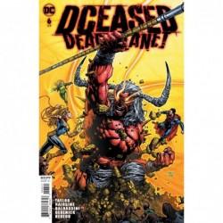 DCEASED DEAD PLANET -6 (OF 6)