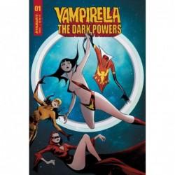 VAMPIRELLA DARK POWERS -1...