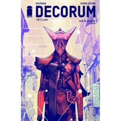 DECORUM -6 CVR B HUDDLESTON