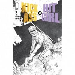 KICK-ASS VS HIT-GIRL -2 (OF...
