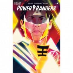 POWER RANGERS -2 25 COPY...