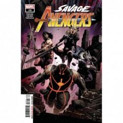 SAVAGE AVENGERS -16