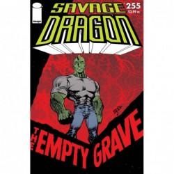 SAVAGE DRAGON -255 CVR A...
