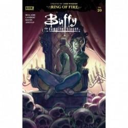 BUFFY THE VAMPIRE SLAYER...