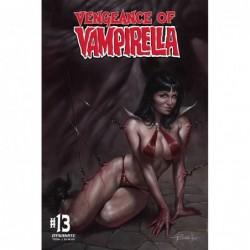 VENGEANCE OF VAMPIRELLA -13...