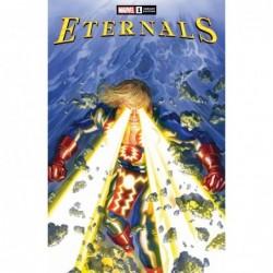 ETERNALS -1 ALEX ROSS VAR
