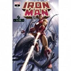 IRON MAN -5 YOON MARVEL VS...